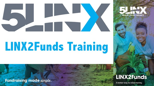 Tuesday Training: Linx2Funds