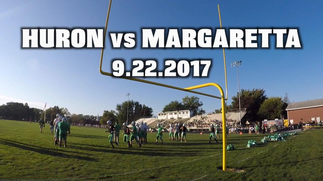 Huron vs Margaretta 9.22.17