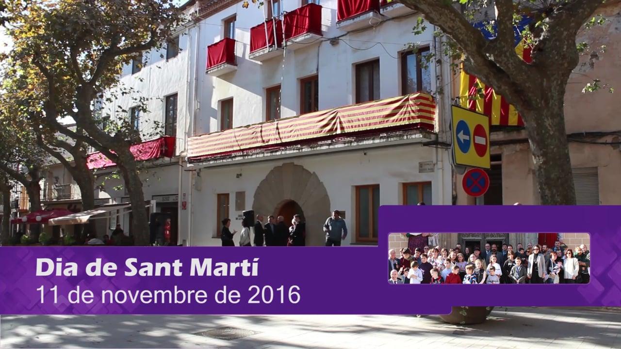 Dia de Sant Martí 2016