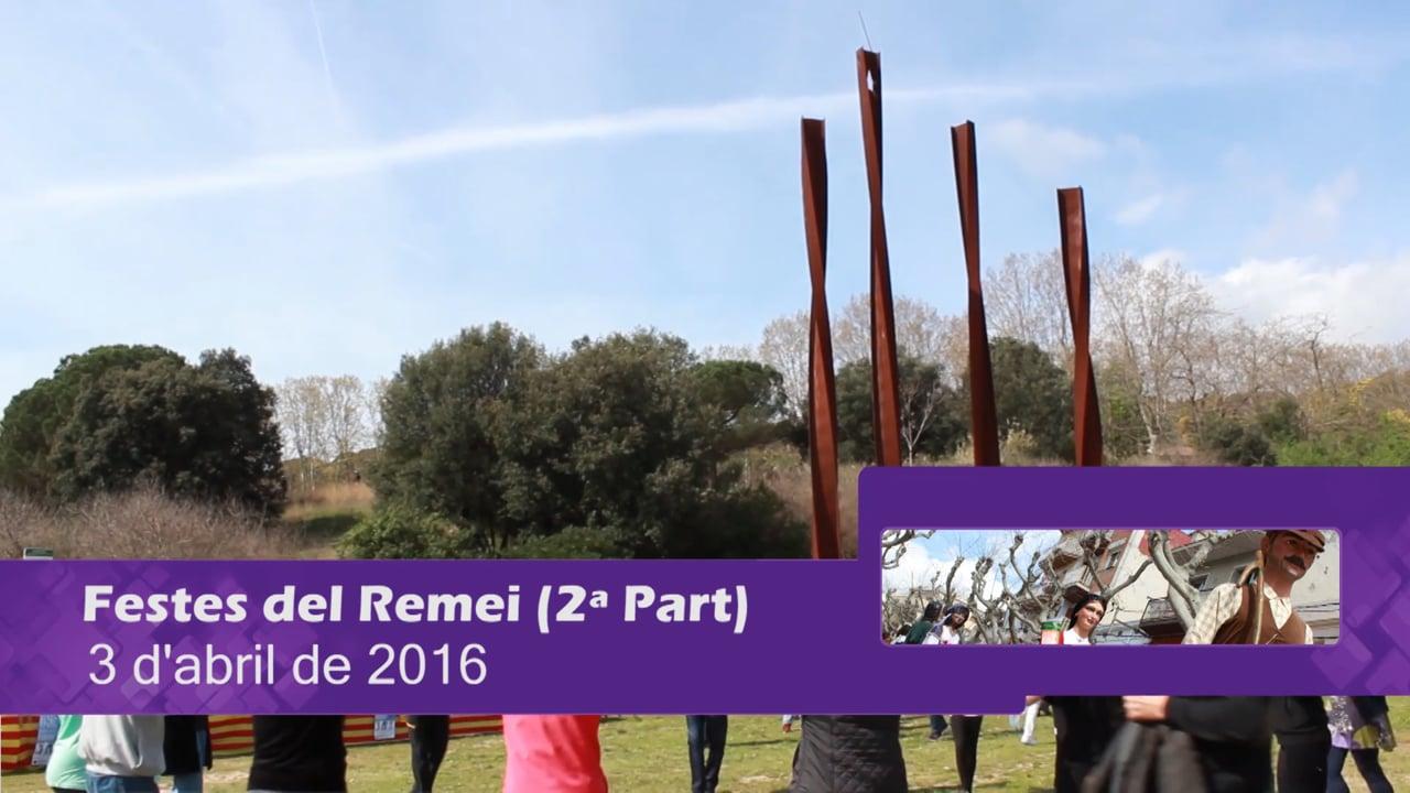Festes del Remei 2016 (3 d'abril)