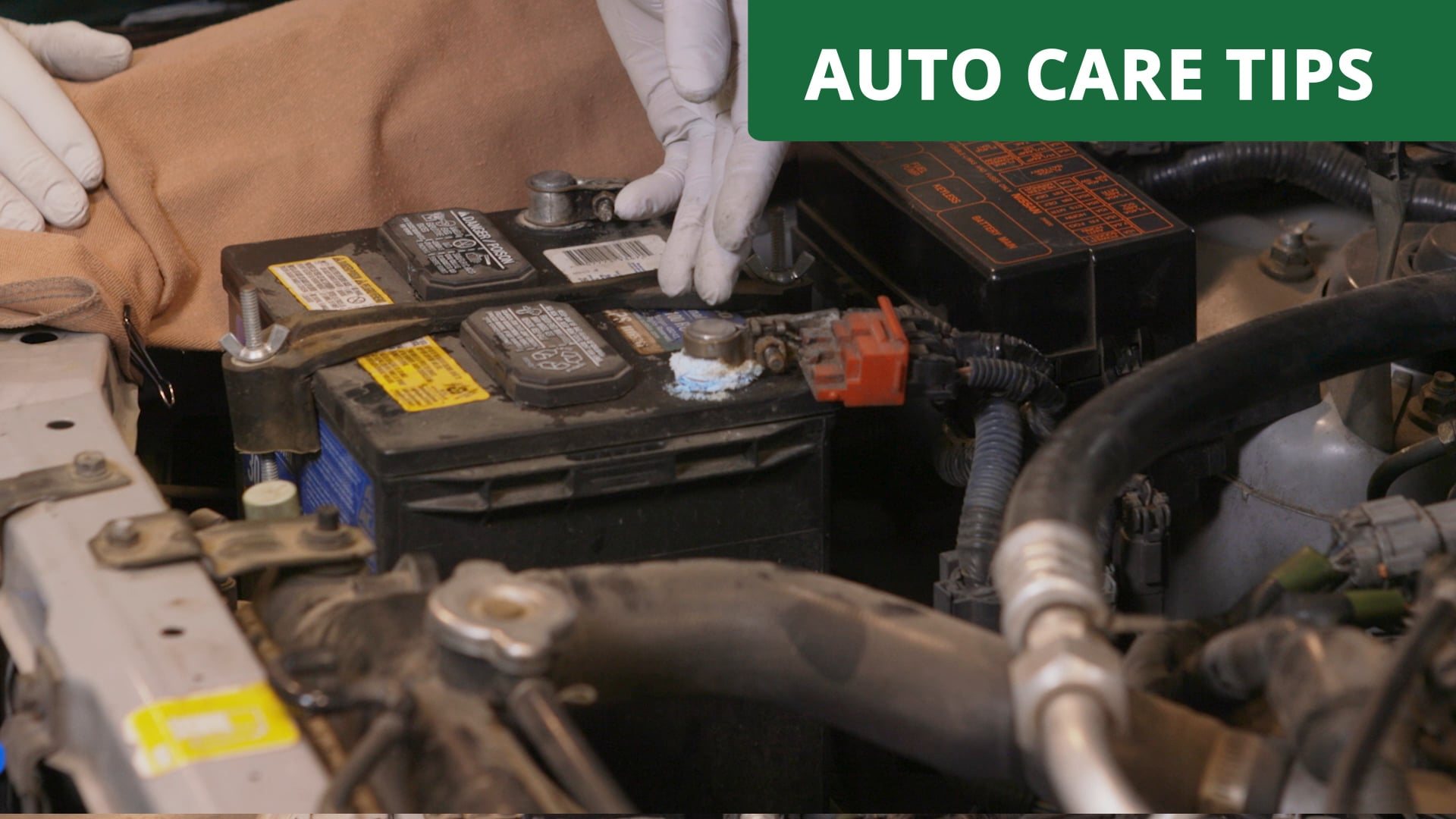 Battery Cable Servicing