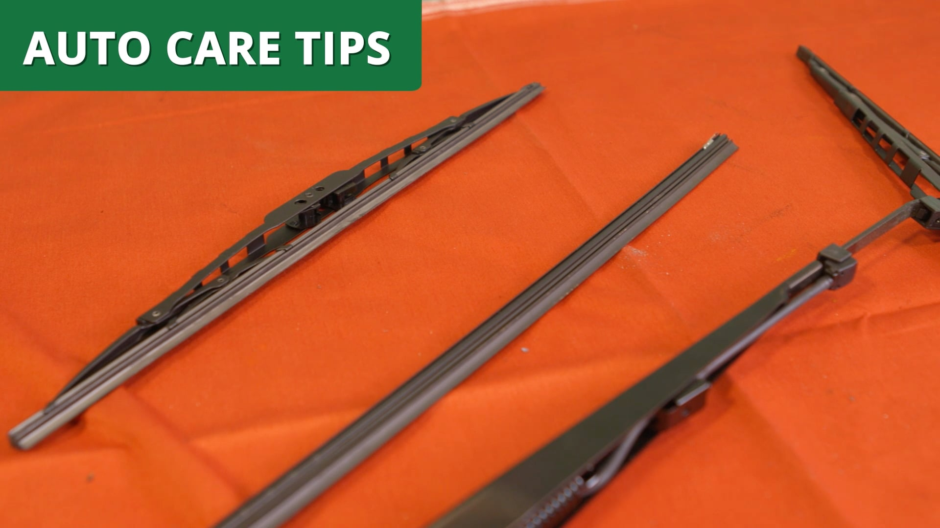 Wiper Blade Replacement