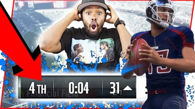 THE FINAL PLAY WILL DECIDE IT ALL! - Madden 18 PS4 Gameplay