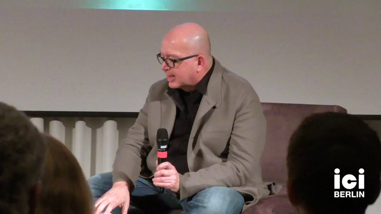 Q&A with Caspar Stracke and Laurence Rickels