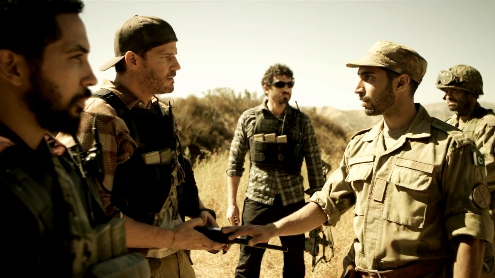 SEAL Team (CBS) - Guest Star