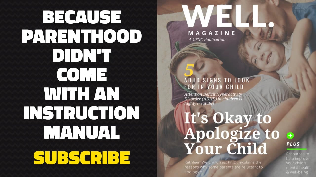 WELL.Magazine Promo 6