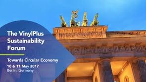 Highlights from the VinylPlus Sustainability Forum 2017 Thumbnail