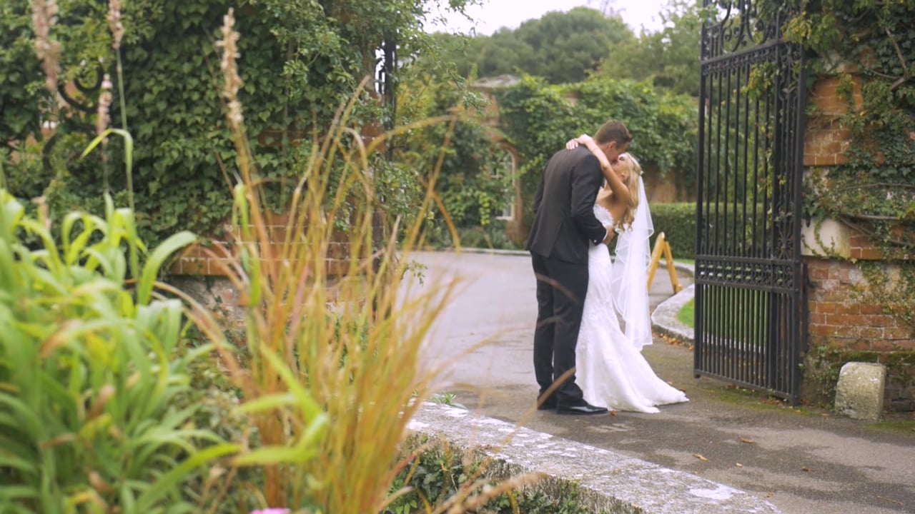 Laura and Sam - Romsey Abbey, Romsey and Lainston House, Winchester, Hampshire