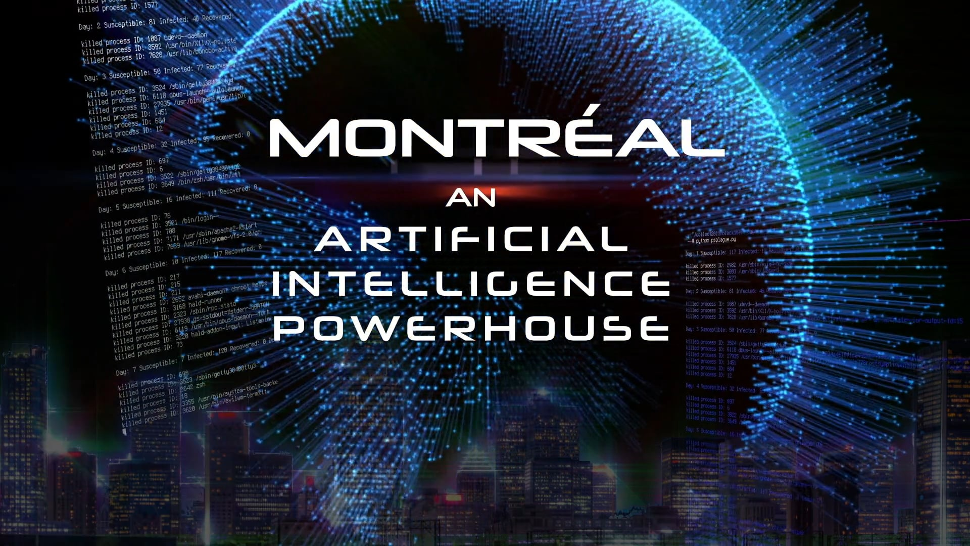 MONTREAL AI POWERHOUSE