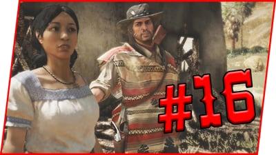 I TOOK HIS GIRLFRIEND! - Red Dead Redemption Walkthrough Pt.16