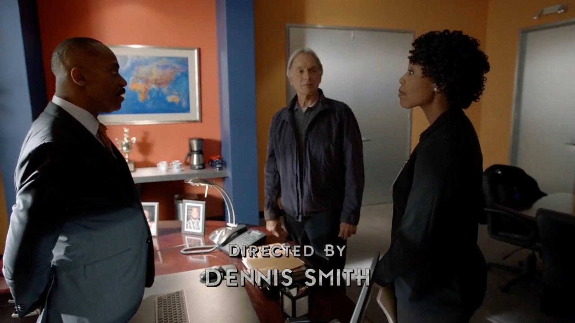 "Hilary Ward as Jessica Shaeffer on NCIS ""Burden of Proof"""