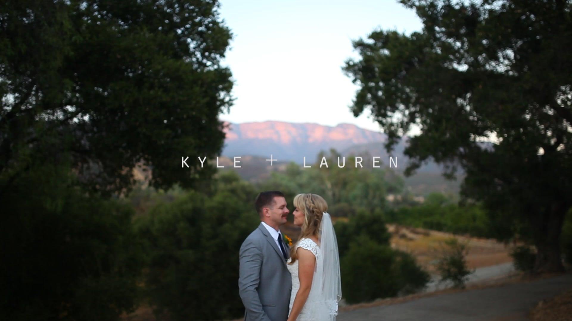 Kyle + Lauren
