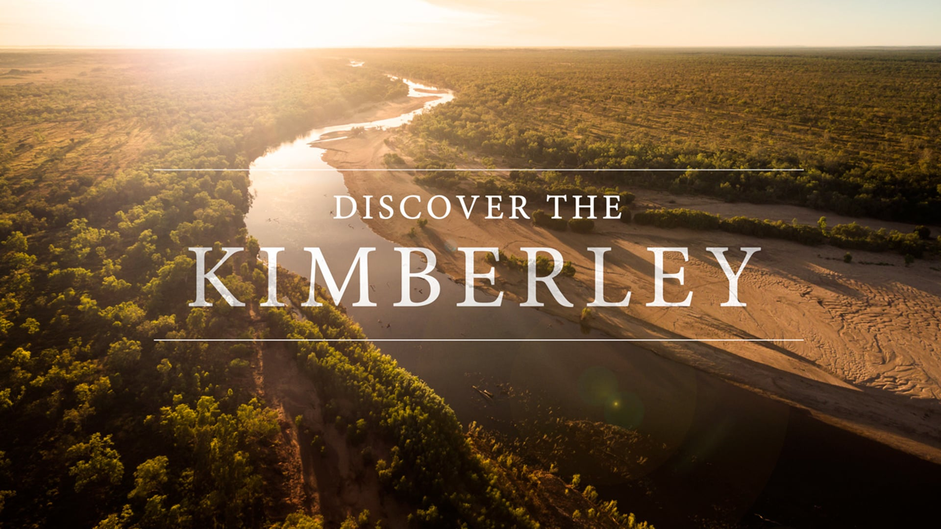 Discover The Kimberley | Aerial Drone Video, Western Australia