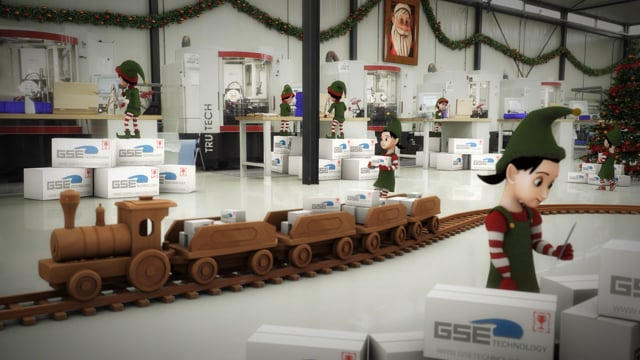 Christmas 2017  -  GSE Technology
