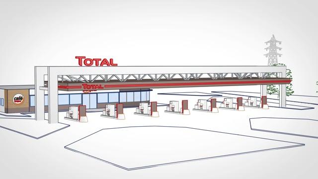 Total Aurora  -  Studio Oostrum