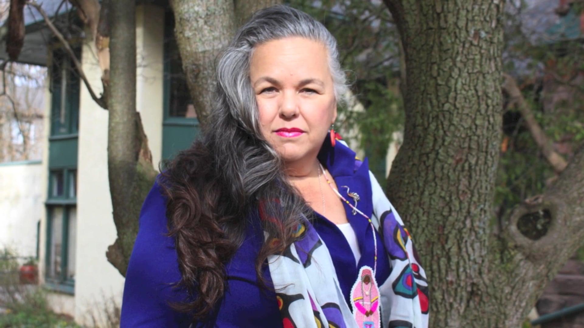 Dr. Lynn Gehl (Algonquin Anishinaabekwe)
