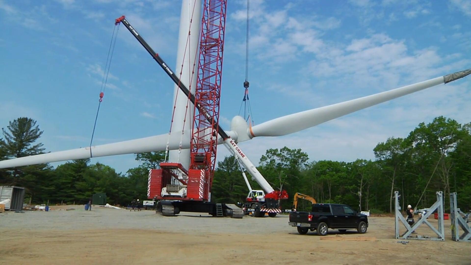 Wind Turbine Video Project