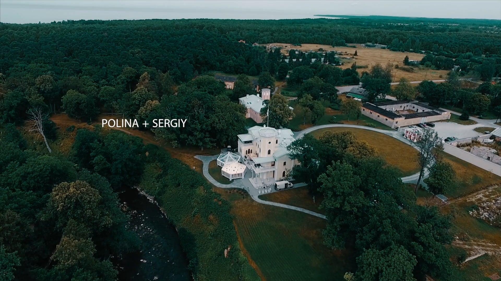 Polina + Sergiy (Keila joa loss)