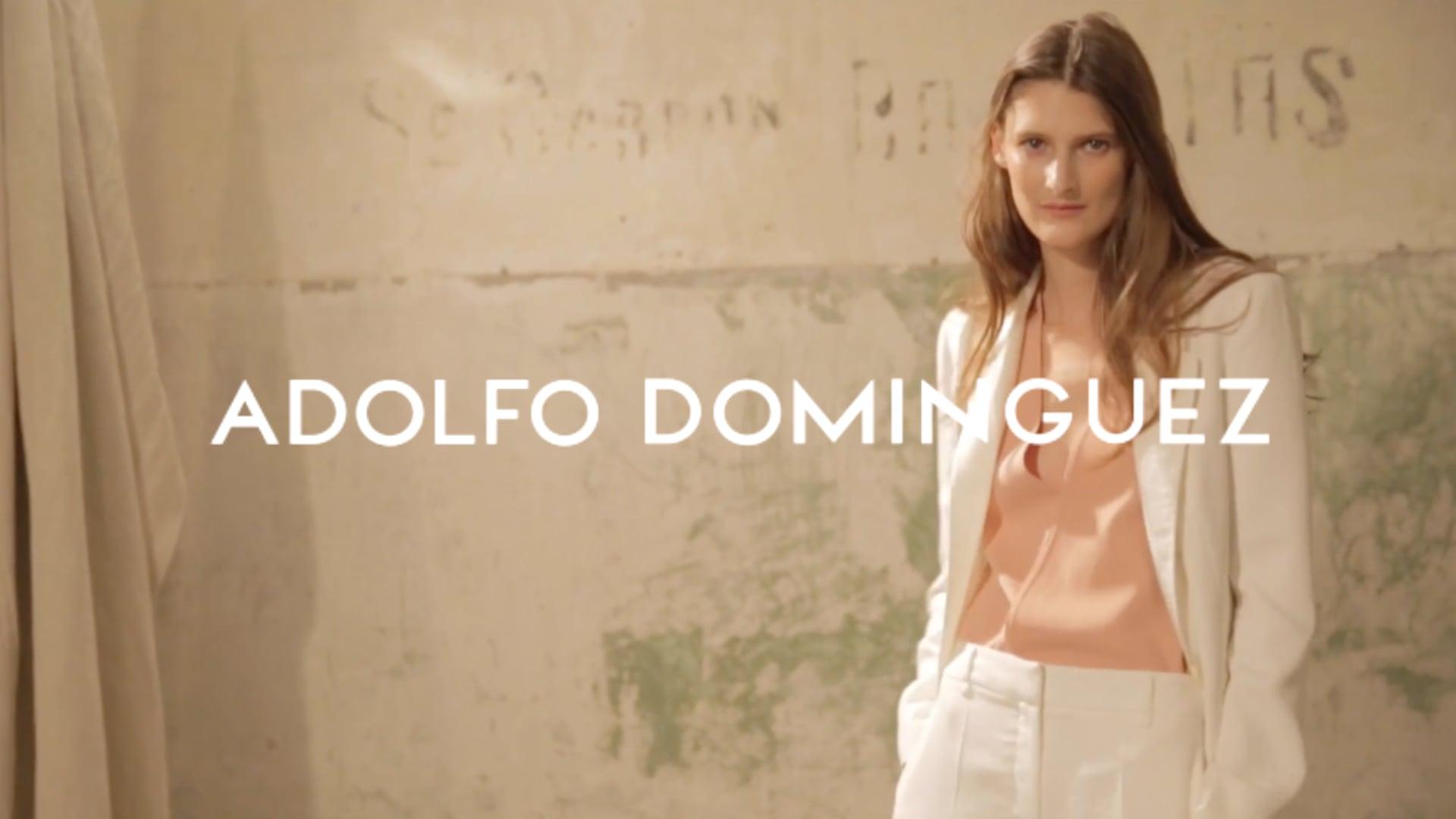 Adolfo Dominguez SS 2016 Woman Campaing