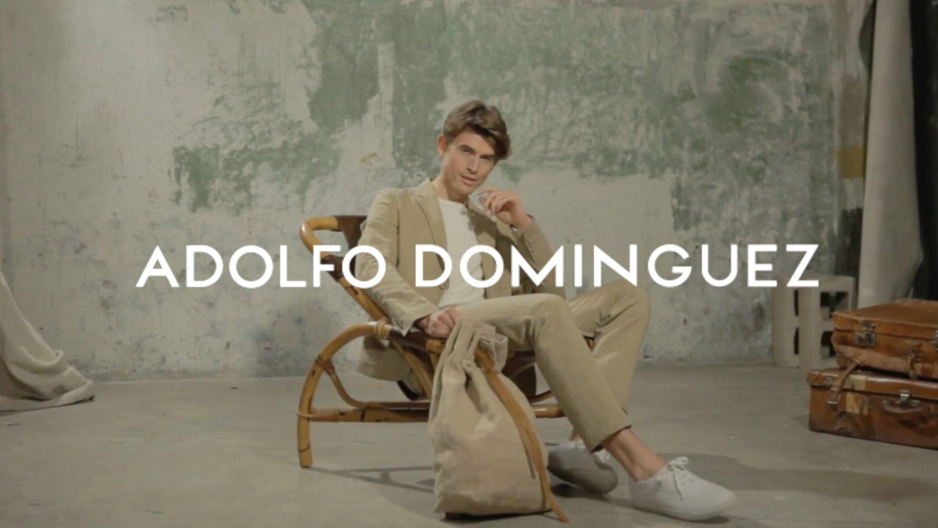 Adolfo Dominguez SS 2016 Man Campaing