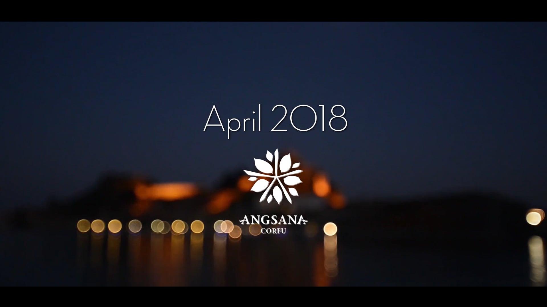 Angsana Hotel Corfu, Greece.