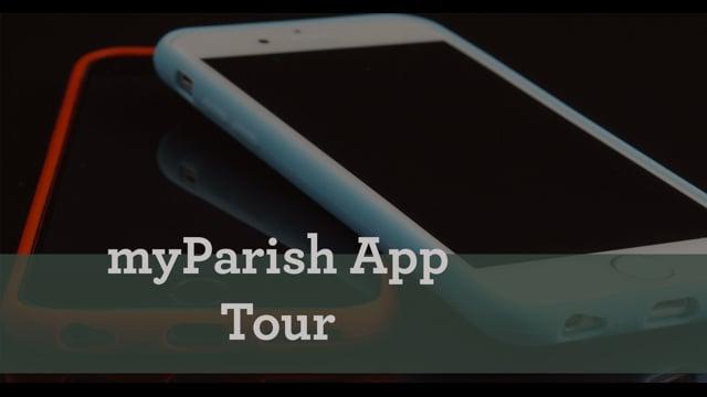 myParish App Tour