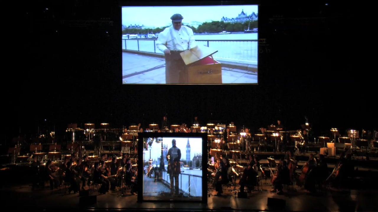 Das erste Ferndirigat der Welt: Trailer