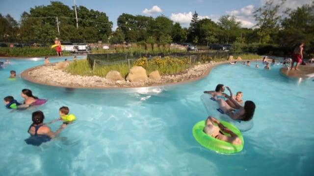 Highlands Park Aquatic Center