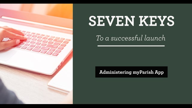 Seven Keys to a Successful Launch