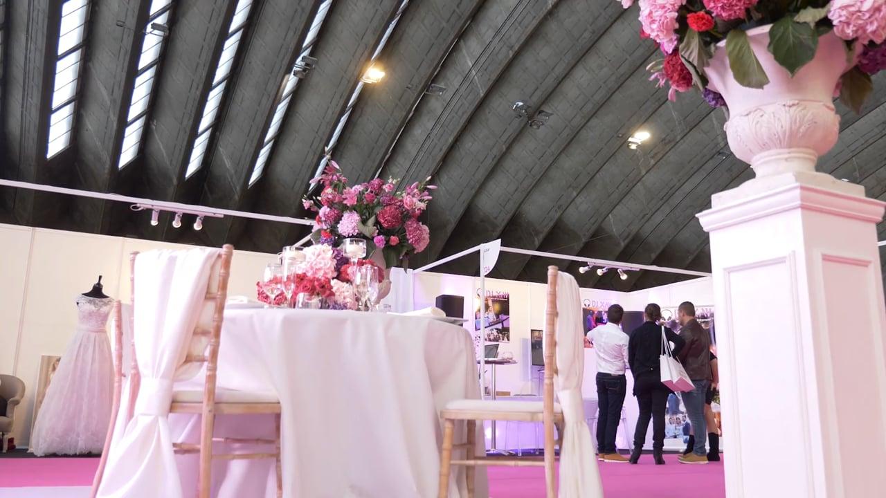 - film teaser salon mariage nice marions nous 2017 | PlanetGFX