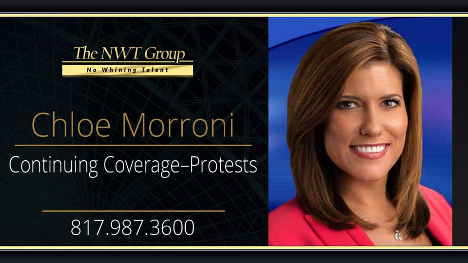Continuing Coverage-Protests
