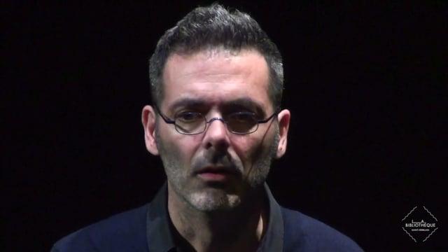 Théâtralalère - Sylvain Renard