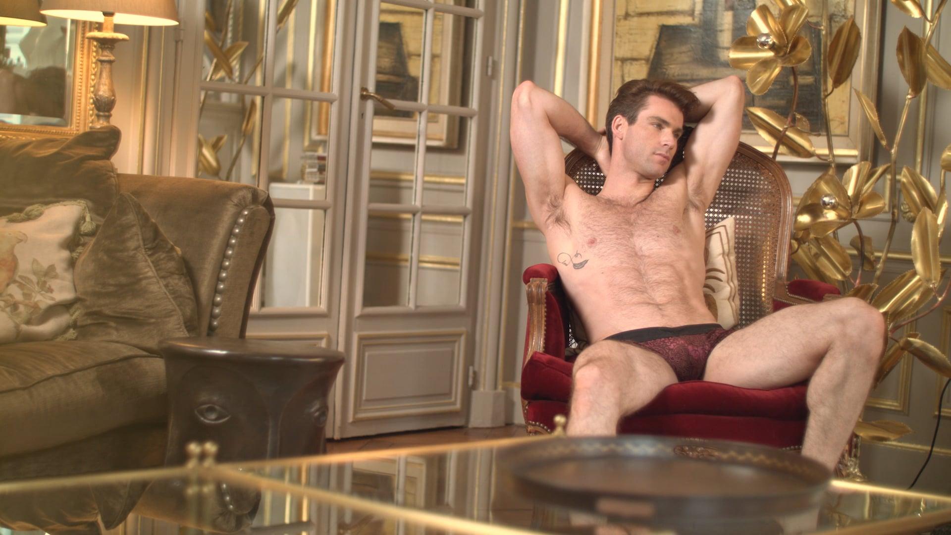 L'Homme Invisible - Men's Luxury Underwear