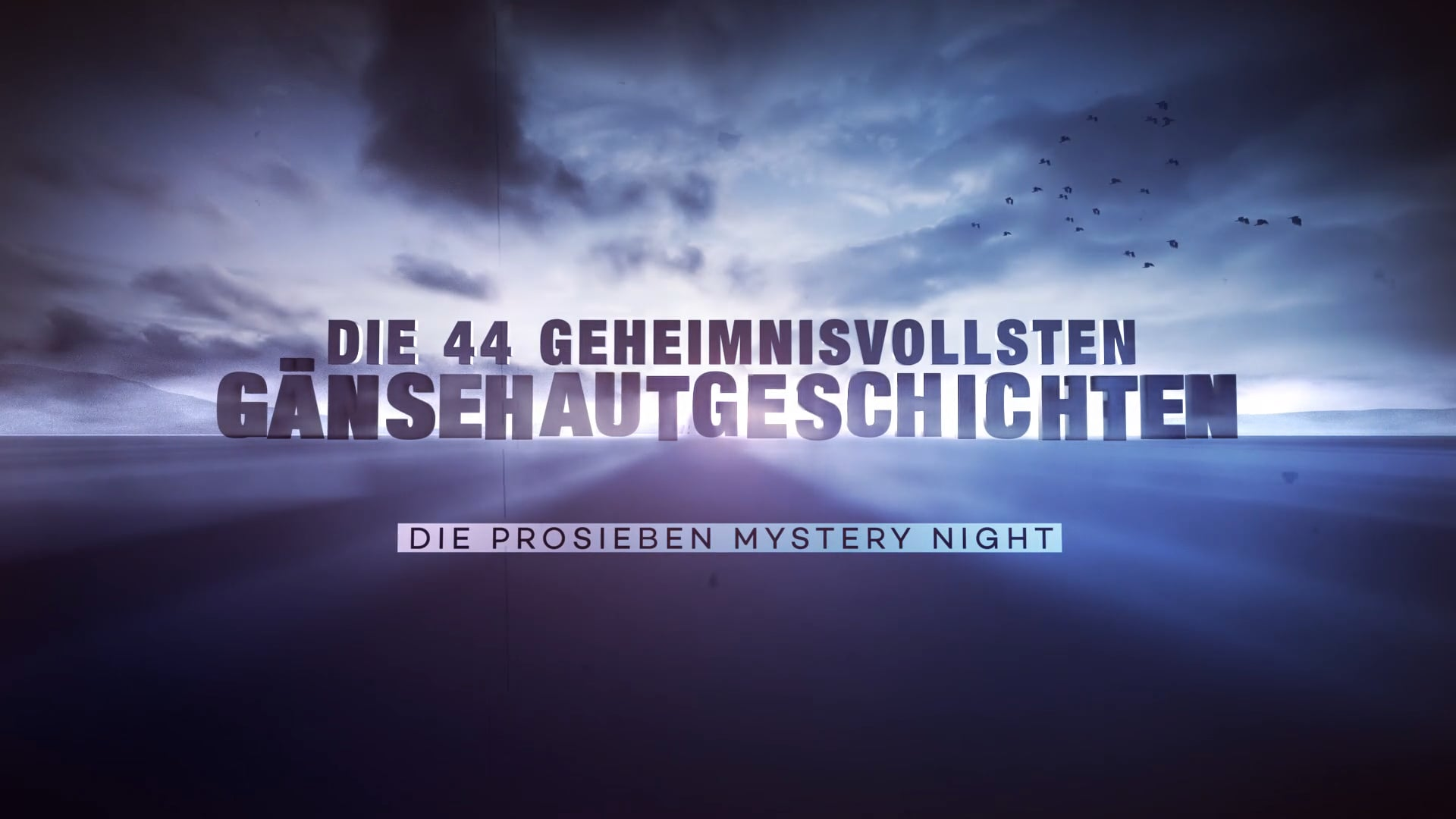 PRO7 MYSTERY NIGHT