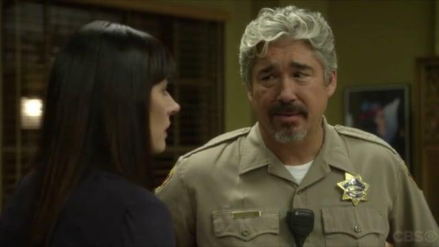 Criminal Minds -  Sheriff Mike Bowman