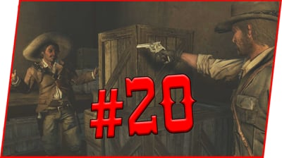 WHOA! THE GAME IS CHEATING ME! - Red Dead Redemption Walkthrough Pt.20