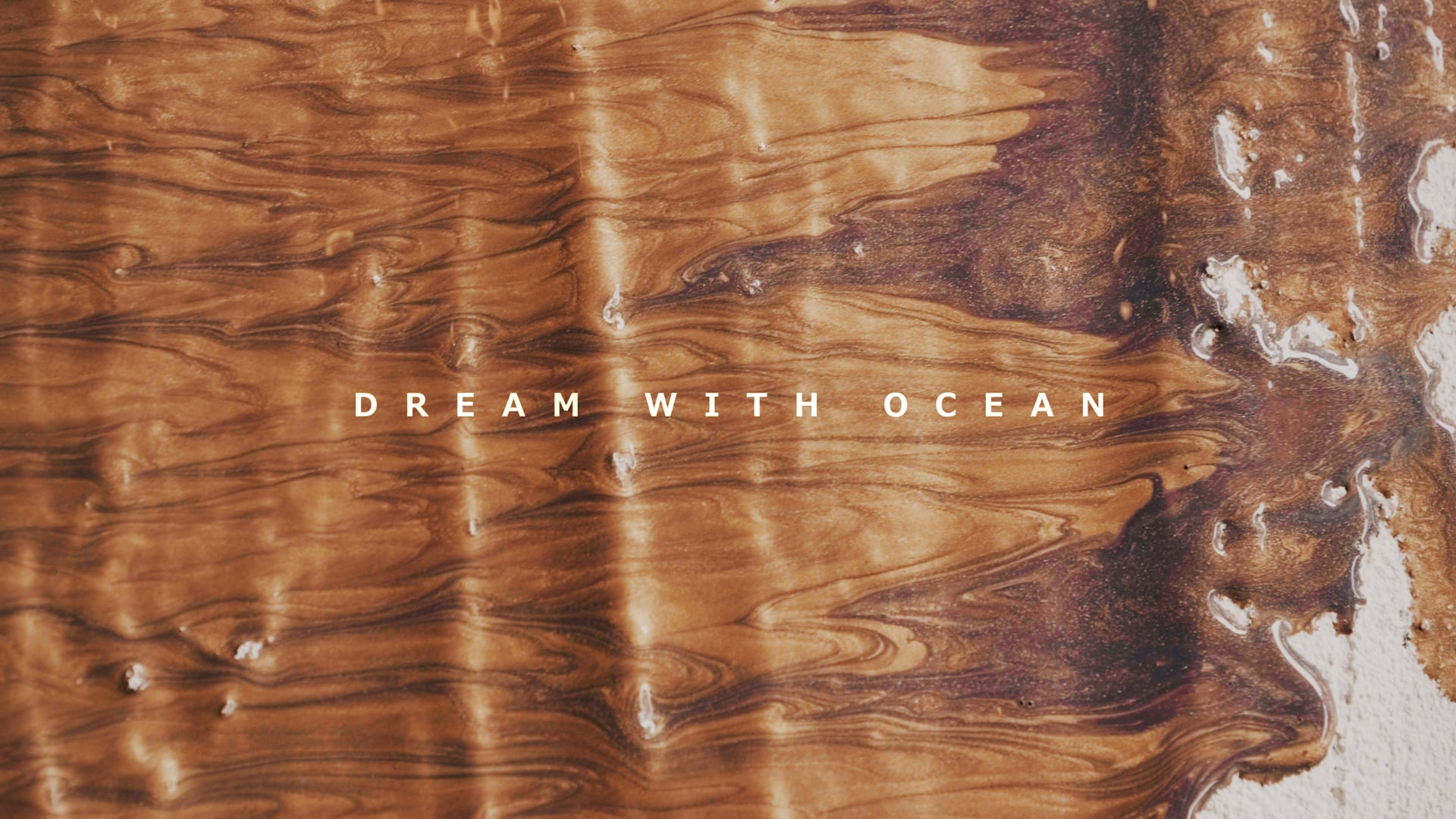DREAM WITH OCEAN | GIRENHAO |