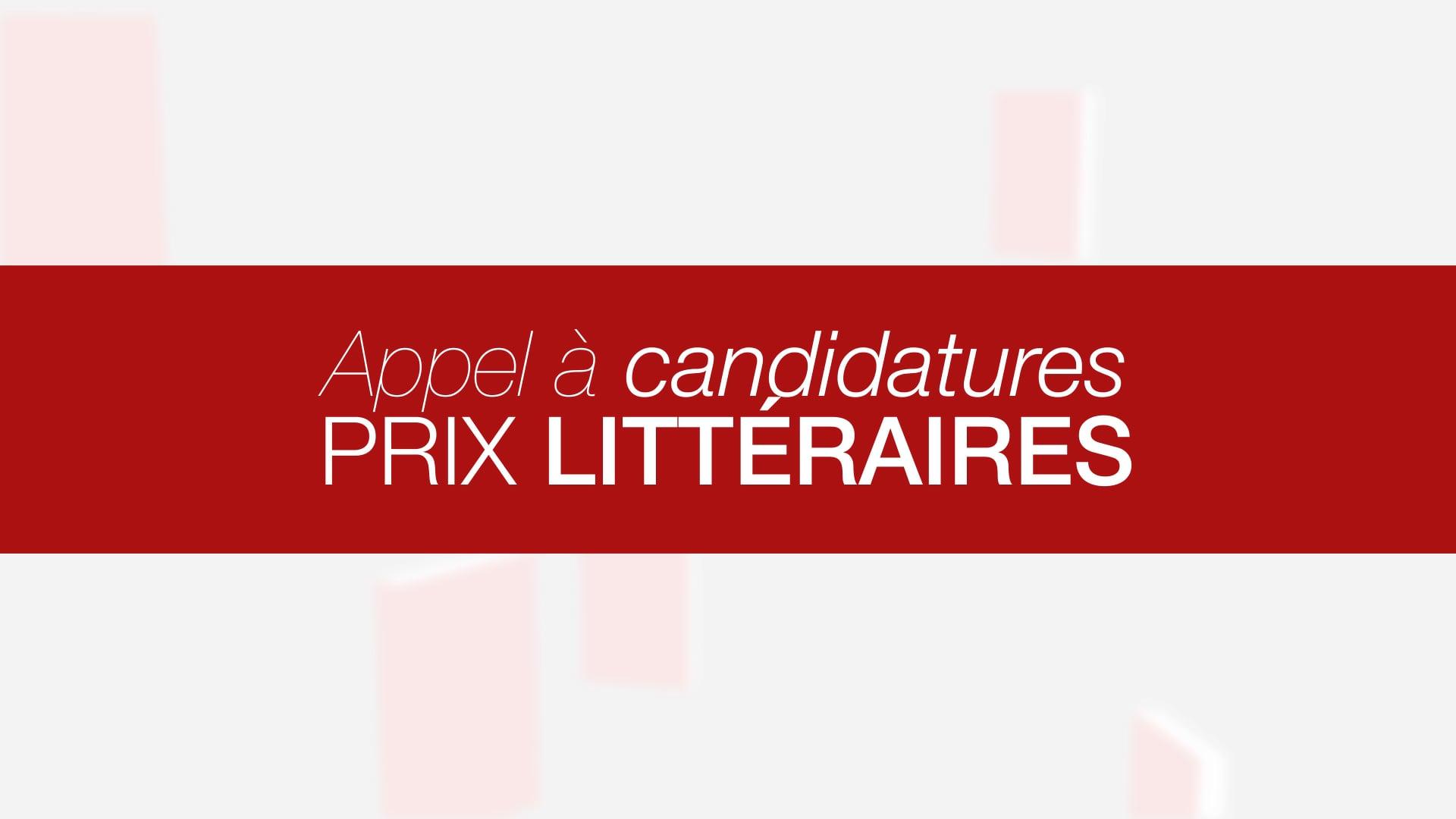 BANDE ANNONCE France Télévisions jury Roman & Essai