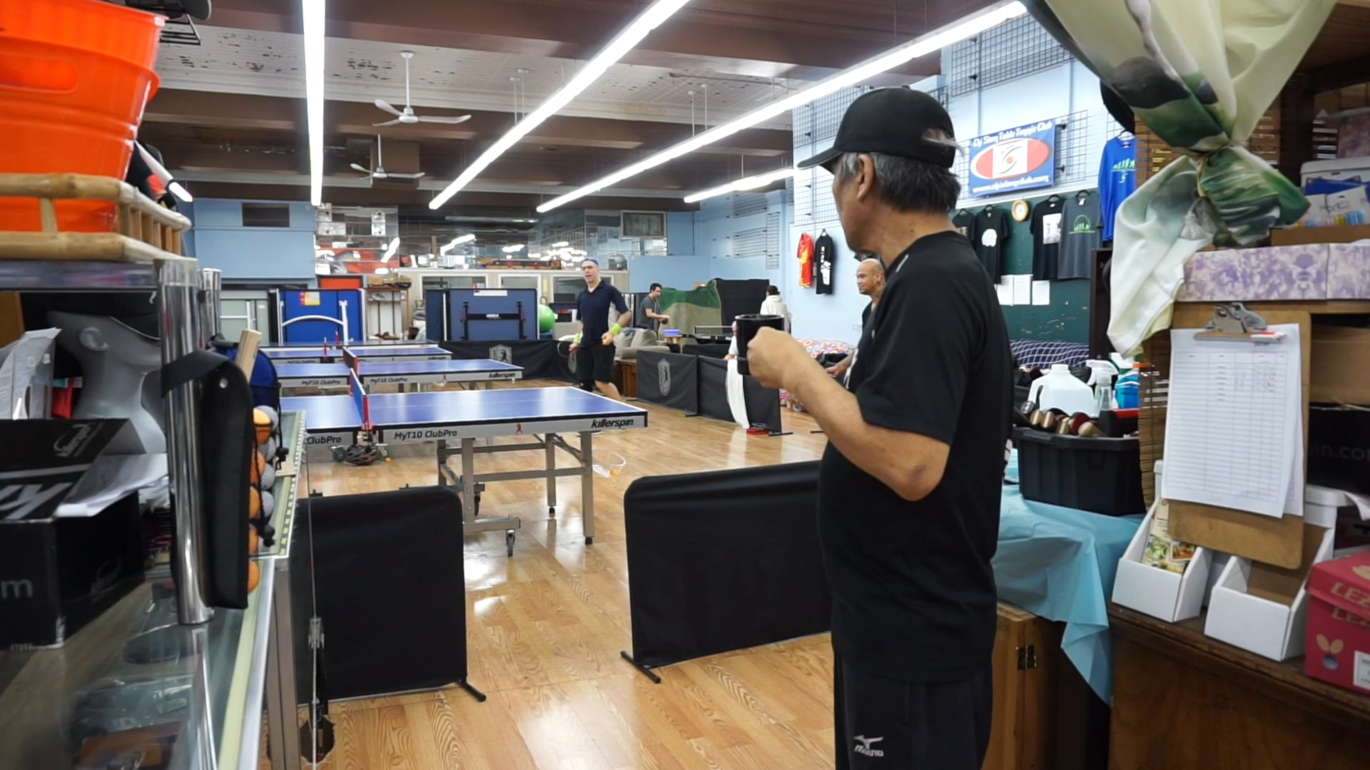 Ardy Taveerasert: Mr. Ping Pong