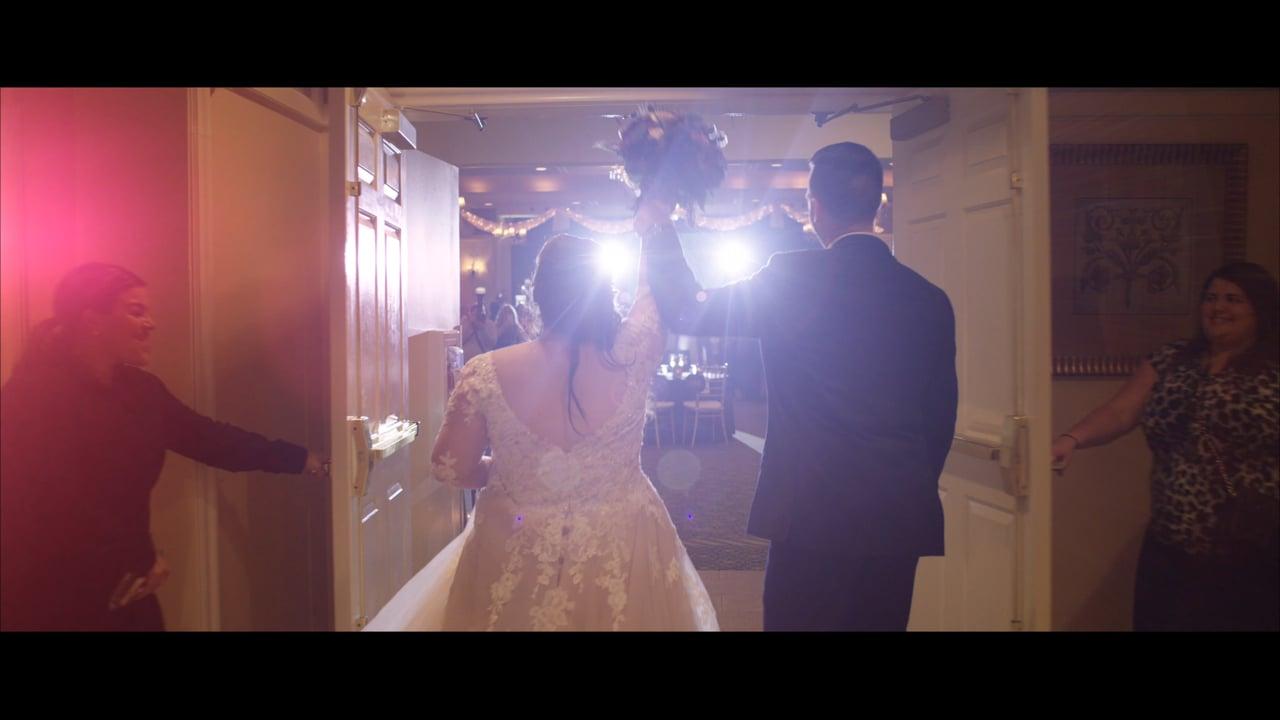 The Kesheneff Wedding   Greenbriar Oceanaire   Chris Marino of Limelight Entertainment