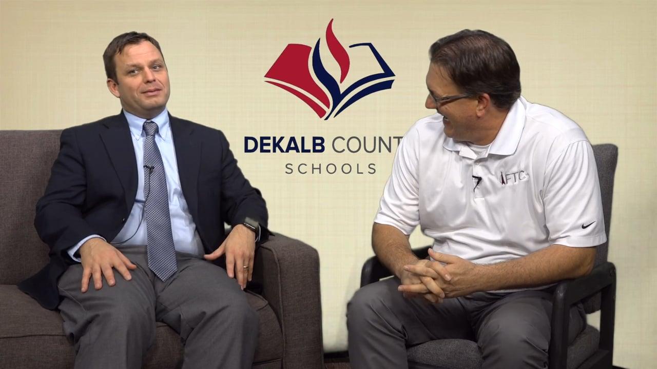 E15 | Inside DeKalb County Schools with Dr. Jason Barnett and FTC