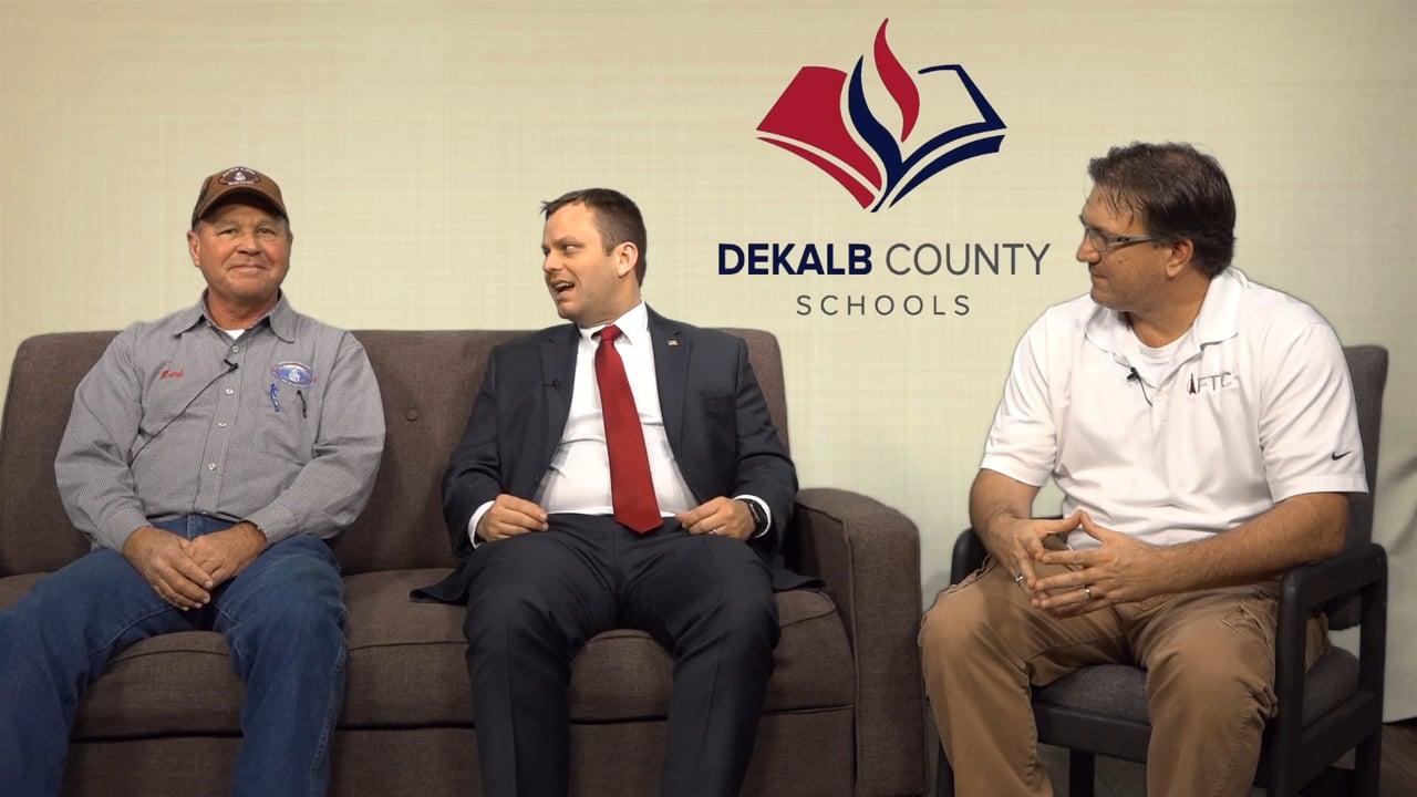 E16 | Inside DeKalb County Schools with Dr. Jason Barnett and FTC