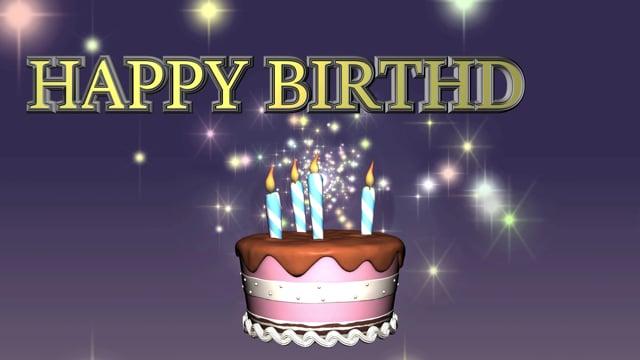 birthday, pie, party