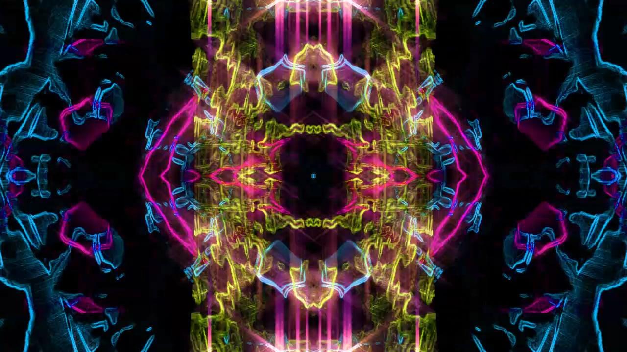 glimmer kaleidoscope