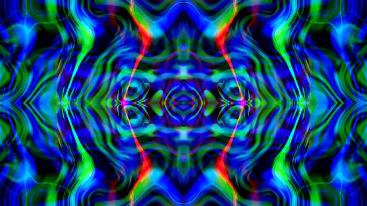 psychedelic mirror