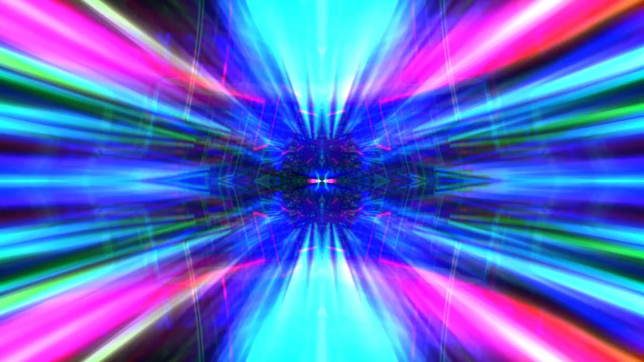 box spin kaleidoscope