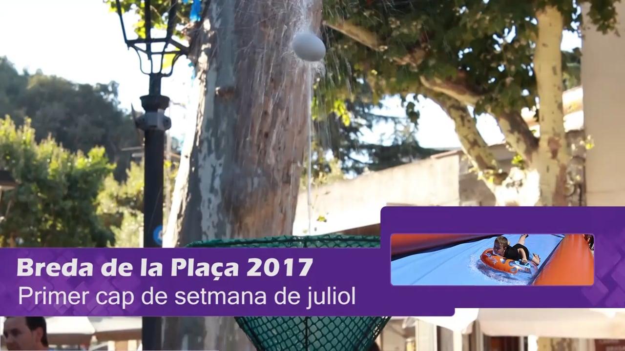 Breda de la Plaça 2017