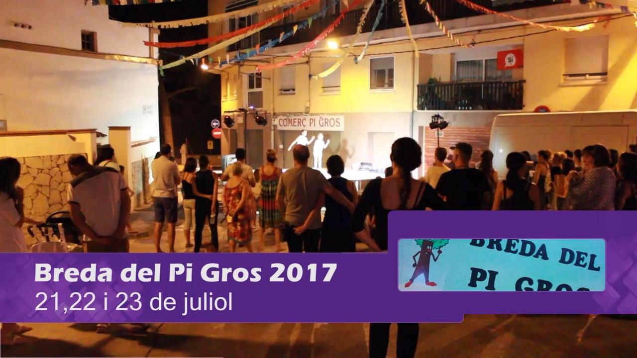 Breda del Pi Gros 2017