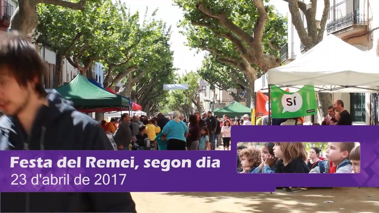 Festes del Remei 2017 (Segon dia)