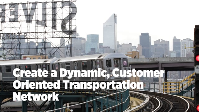 Here's a small taste of the 4th Plan's transportation recommendations. You can see them all here: https://vimeo.com/album/53927
